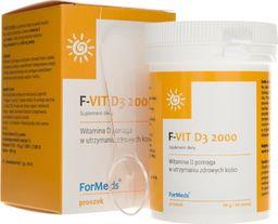 Formeds Formeds F-Vit D3 2000 - 48 g - WYSYŁKA W CIĄGU 24H -
