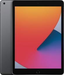 "Tablet Apple iPad 2020 + Cellular 10.2"" 32 GB 4G LTE Szary  (MYMH2)"