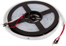 Taśma LED LED BTF- lighting Taśma RGB SMD5050, WS2811, biała, IP67, 5 m