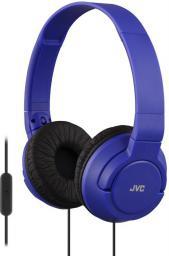 Słuchawki JVC HA-SR185 blue