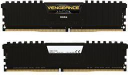 Pamięć Corsair Vengeance LPX, DDR4, 16 GB,2400MHz, CL14 (CMK16GX4M2A2400C14)