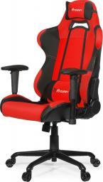 Fotel Arozzi Torretta XL Czerwono-czarny (TORRETTA-XLF-RD)