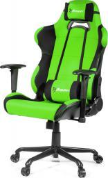 Fotel Arozzi Torretta XL Zielono-czarny (TORRETTA-XLF-GN)