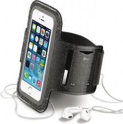 Cellular Line etui sportowe Armband iPhone 5/5S (CARMBANDBK)