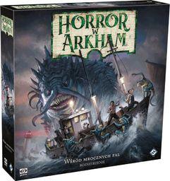 Galakta Gra Horror w Arkham 3 Edycja Wśród mrocznych fal