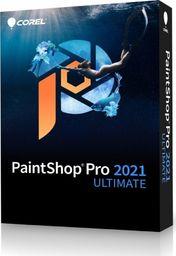 Corel PaintShop Pro 2021 Ultimate ML EU