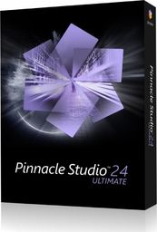 Corel Pinnacle Studio 24 Ultimate PL/ML Box PNST24ULMLEU