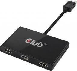 Club 3D SenseVision MST Hub Active 1xDP -> 3xHDMI (CSV-5300H)