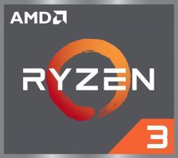 Procesor AMD Procesor AMD Ryzen 3 3200GE (4M Cache, up to 3.8 GHz) Tray