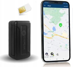 Moduł GPS CALMEAN Lokalizator GPS Śledzenie Pojazdów 1700mAh CALMEAN