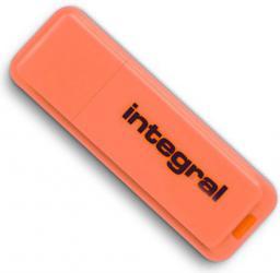 Pendrive Integral NEON 16GB (INFD16GBNEONOR)