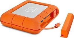Dysk zewnętrzny LaCie SSD Rugged BOSS 1 TB Pomarańczowy (STJB1000800)