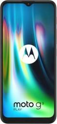 Smartfon Motorola Moto g9 play 64 GB Dual SIM Pomarańczowy  (PAKK0029PL)
