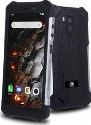 Smartfon myPhone Iron 3 32 GB Dual SIM Srebrny  (Iron 3 LTE SIL)
