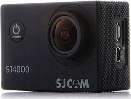 Kamera SJCAM Kamera Sportowa SJCAM SJ4000 Czarna