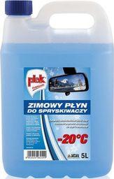 Plak Plak - Zimowy płyn do spryskiwaczy -20C 5L uniwersalny