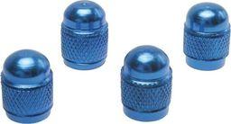 Dętka Automax Aluminiowe nakrętki na wentyle - niebieskie uniwersalny