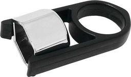 Nakładki na śruby chrom fi 17mm, 20szt + kluczyk uniwersalny