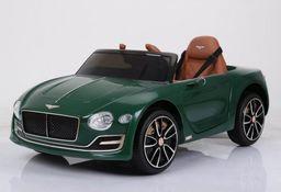 Samochód elektryczny Bentley zielony (WDJE1166)