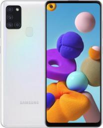 Smartfon Samsung  Galaxy A21S 64 GB Biały  (00000031588880)