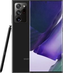 Smartfon Samsung Galaxy Note20 Ultra 5G 256 GB Dual SIM Czarny