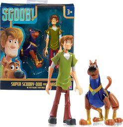 Character Options ScoobyDoo 2 figurki Super Scooby i Kudłaty