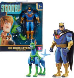 Character Options Scooby Doo 2 figurki Blue Falcon i Dynamutt