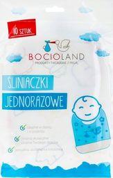Bocioland Śliniaki jednorazowe 10szt. Bocioland