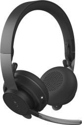 Słuchawki z mikrofonem Logitech Zone Wireless Teams (981-000854)