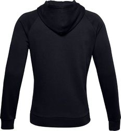 Under Armour Bluza męska Rival Fleece Big Logo HD czarna r. L (1357093 001)