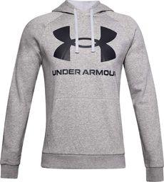 Under Armour Bluza męska Rival Fleece Big Logo Hd szara r. L (1357093 011)