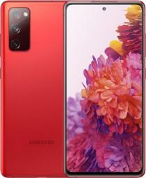 Smartfon Samsung Galaxy S20 FE 5G 128GB Dual SIM Czerwony (SM-G781BZR)