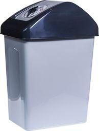 Kosz na śmieci Pepco PEPCO  Kosze na śmieci do segregacji 10l  -szary