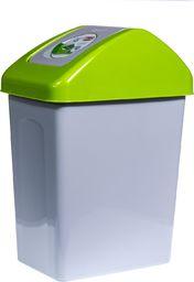 Kosz na śmieci Pepco PEPCO  Kosze na śmieci do segregacji 10l  -zielony
