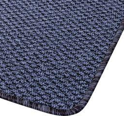 PEPCO PEPCO - Dywanik tekstylny 50x80 cm szary nakrapiany