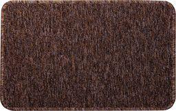 PEPCO PEPCO - Dywanik tekstylny 40x60cm brąz nakrapiany