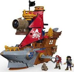 Mattel Imaginext Statek piracki Rekin (DHH61)