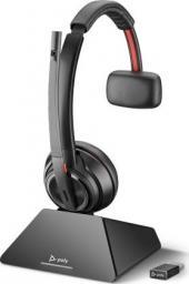 Słuchawki z mikrofonem Poly Savi 8210-M UC USB-A DECT (209212-02)