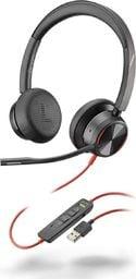 Słuchawki z mikrofonem Poly Blackwire C8225 USB-A ANC (214406-01)