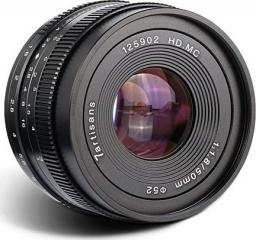 Obiektyw 7Artisans 50mm 1.8 Fuji FX Mount