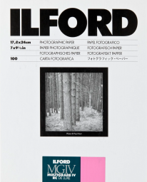Ilford 1x 100 MG IV RC 18x24cm (HAR1770207)