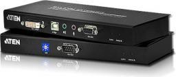 Przełącznik Aten Przedłużacz KVM DVI CE600 (CE600-AT-G)
