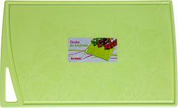 Deska do krojenia PEPCO PEPCO - deska kuchenna splash 38,5x24cm zielona