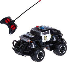 PEPCO PEPCO - autko terenowe 1:43 RC policyjne, czarne