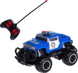 PEPCO PEPCO - autko terenowe 1:43 RC policyjne, niebieskie