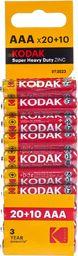 Kodak PEPCO - Baterie KODAK R03 Multipack 30 sztuk