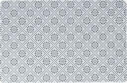 PEPCO PEPCO - Komplet 4 mat stołowych kropki czarne