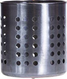 PEPCO PEPCO - Ociekacz do sztucców stalowy perforowany Silver