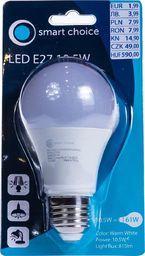 Pepco PEPCO - Żarówka LED E27 10.5W kula (ciepły biały)