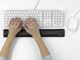 Durable Podkładka żelowa przed klawiaturę czarna (1)